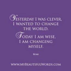 Rumi---Change-Myself